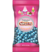 Sixlets (R) Candy  14oz - Shimmer (TM) Powder Blue