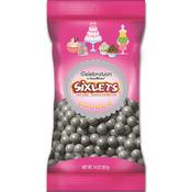 Sixlets (R) Candy  14oz - Shimmer (TM) Silver