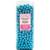 Shimmer (TM) Powder Blue - Sixlets (R) Candy Jar 30oz