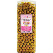 Shimmer (TM) Gold - Sixlets (R) Candy Jar 30oz