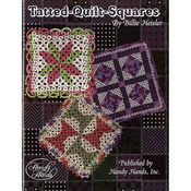 Tatted Quilt Squares - Handy Hands