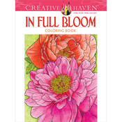 Dover Publications - Creative Haven In Full Bloom