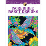 Creative Haven Incredible Insect Designs - Dover Publications