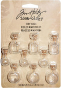 Idea - Ology Tiny Vials - Tim Holtz