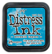 Mermaid Lagoon Distressed Ink Pad - Tim Holtz