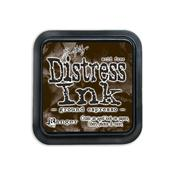 Ground Espresso Distressed Ink Pad - Tim Holtz