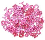 Pink Alphabits - Queen & Co
