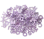 Purple Alphabits - Queen & Co