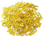 Yellow Alphabits - Queen & Co