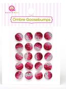 Red Ombre Goosebumps - Queen & Co