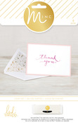 Thank You Card & Envelopes - Heidi Swapp