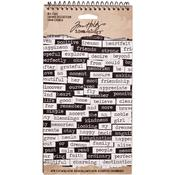 Big Chat Idea - Ology Sticker Book - Tim Holtz