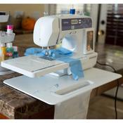 "White 13""X20"" - Sewing & Craft Trim Catcher"