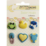 Little Baby Boy - Baby Hugs Buttons
