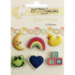 Nursery Time - Baby Hugs Buttons
