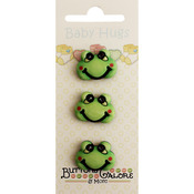 Froggy - Baby Hugs Buttons