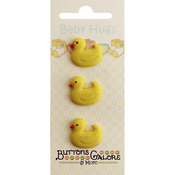 Ducky - Baby Hugs Buttons