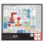 "Cool Baby Boy - Me & My Big Ideas Boxed Album Kit 12""X12"""