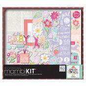 "Sweet Baby Girl - Me & My Big Ideas Boxed Album Kit 12""X12"""