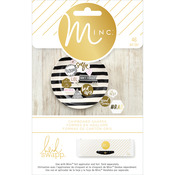 Minc Chipboard Shapes - Heidi Swapp