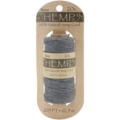 Hemp Spool 20lb 205'-Gray