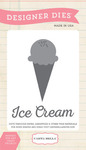 Ice Cream Scoop Die - Soak Up The Sun - Carta Bella