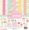Birthday Wishes - Girl - Collection Kit - Echo Park