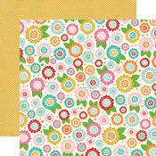 Floral Bloom Paper - Soak Up The Sun - Carta Bella