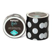 "Black Polka Dot Marquee Washi Tape - Heidi Swapp - 2"""