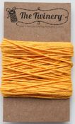 Marigold Solid Color Bakers Twine - The Twinery