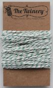 Green Metallic Shimmer Bakers Twine - The Twinery