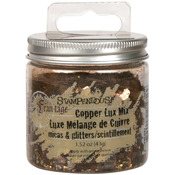 Stampendous Micas & Glitters Lux Mix W/Hang Tap 1.5oz - Copper