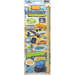 Big Adventure - Paper House Cardstock Stickers