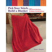 Pick Your Stitch, Build A Blanket - Martingale & Company