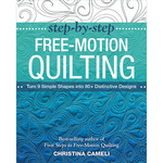 Step-By-Step Free-Motion Quilting - Stash Books
