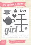Tea Time Die Set - Echo Park