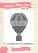 Hot Air Balloon Die Set - Echo Park