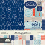 Seaside Collection Kit - Authentique