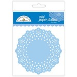 Blue Jean Mini Paper Doilies - Doodlebug