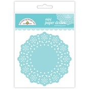 Swimming Pool Mini Paper Doilies - Doodlebug