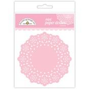 Cupcake Mini Paper Doilies - Doodlebug