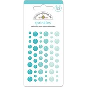 Swimming Pool Glitter Sprinkles - Doodlebug