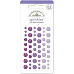 Lilac Glitter Sprinkles - Doodlebug