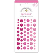 Bubblegum Glitter Sprinkles - Doodlebug