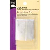 White - Chalk Refill