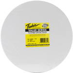 Tara Round Cut Edge Canvas Panel 6/Pkg-