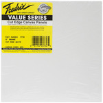 Tara Square Cut Edge Canvas Panel 6/Pkg-