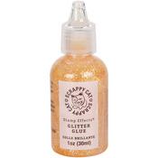 Orange - Scrappy Cat Glitter Glue 30ml