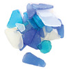 Blue & White - Gathered Sea Glass