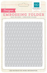 Mini Triangles Embossing Folders - Echo Park